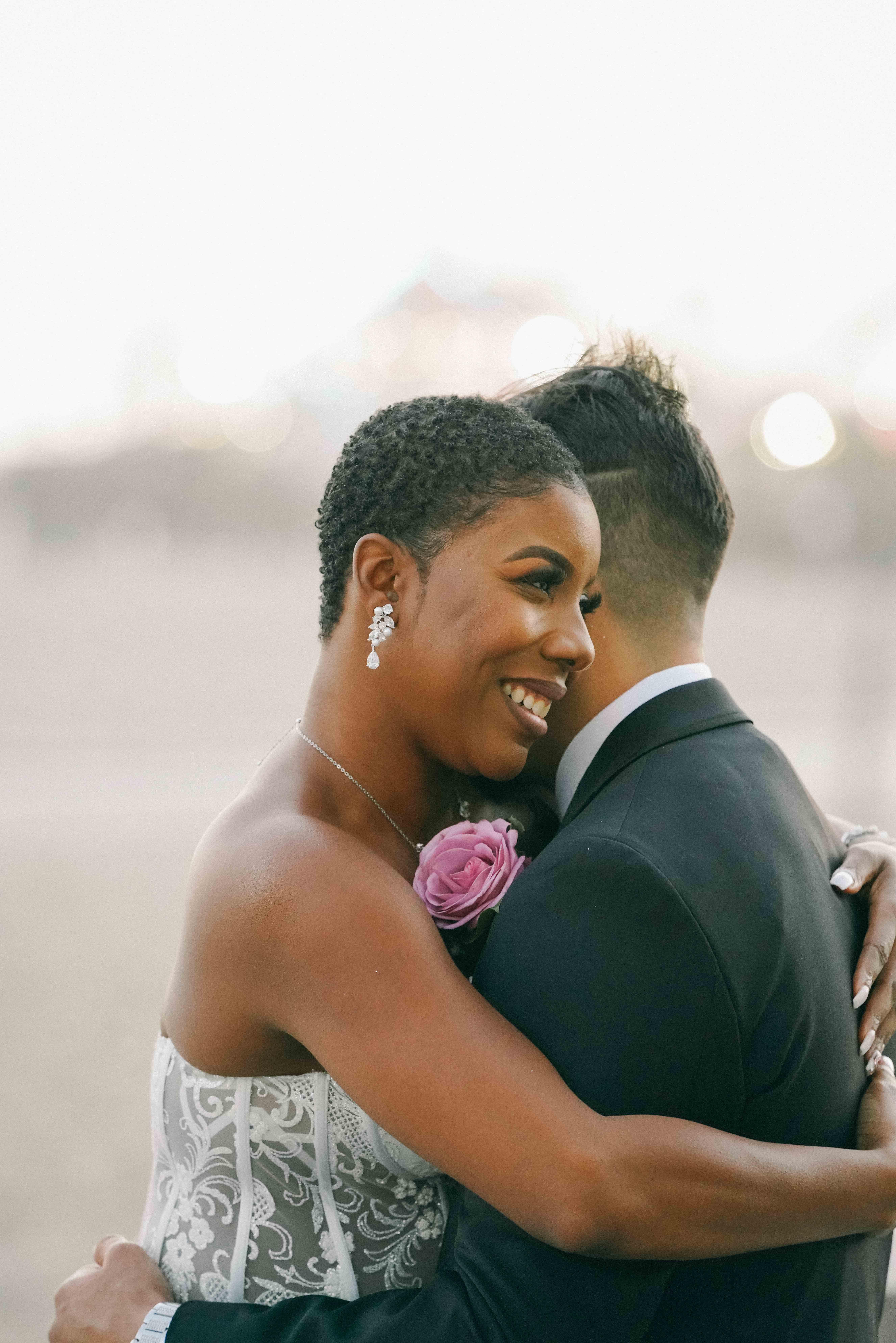 bride and groom-Los-Angeles-wedding-videographer
